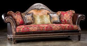high style furniture. High Style Country Western Sofa. USA Made Furniture U