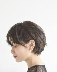 ショートヘアの可愛いさに気付いたらおしまいオーダーが多い人気の
