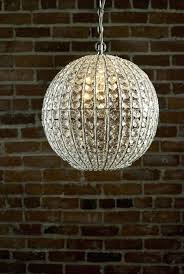 orb chandelier with crystals beautiful crystal orb chandelier crystal orb chandelier chandeliers design orb crystal chandelier