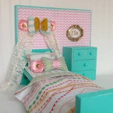 american girl doll bedroom set