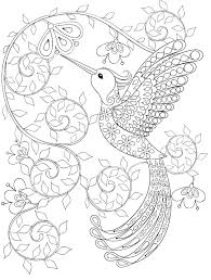 Free Bird Coloring Pages Bird Coloring Pages For Adults Bird