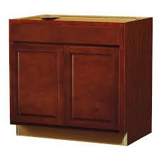 kitchen sinks lowes kitchen sink base cabinet dark brown square