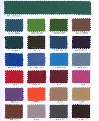 Pool Table Cloth Color Chart For Mali Olhausen Simonis