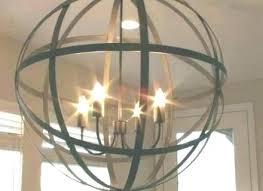 round chandelier wood wood and metal orb chandelier large round wooden chandeliers white wood and iron