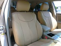Clazzio Covers : 2007 2008 2009 2010 Toyota Camry SE Leather Seat ...