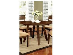 dwayne round dining table