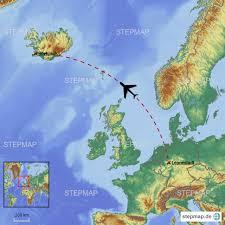 Demografie, wirtschaft, energie, sprachen und weitere gegenüberstellungen. Stepmap Reise Nach Island Landkarte Fur Deutschland