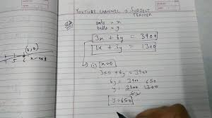 chapter 3 exercise 3 1 pair of linear equations in two variables maths class 10 n c e r t