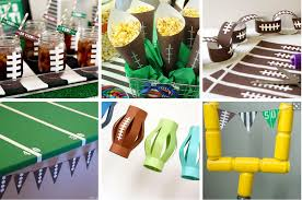 Cheap Super Bowl Decorations Gracious Super Bowl Partydecorating Super Bowl Party Decorating 36