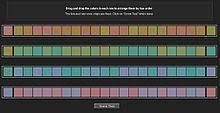 Munsell Color Chart Test Farnsworth Munsell 100 Hue Test Wikipedia