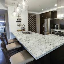 featured snowfall granite
