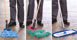 Floor Mop Rental Services mercial and Industrial Mops
