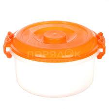 <b>Контейнер пищевой пластмассовый</b> Альтернатива М097, 5 л в ...