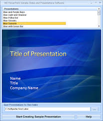 Examples Of Professional Powerpoint Presentations Presentations In Power Point Design And Create A Professional