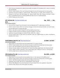 Sample Developer Resume Best Of Database Developer Resume 244 24 Techtrontechnologies