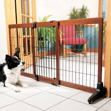 outdoor gates for dogs designs
