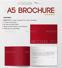 Templates For Brochures Free Download 40 High Quality Brochure Design Templates Bashooka