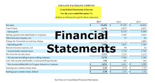 Financial Statement Examples Financial Statement Examples Top 4 Types Of Financial