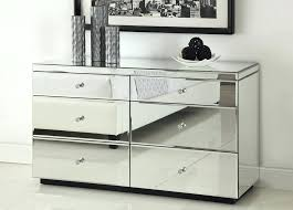mirrored chest of drawers bm