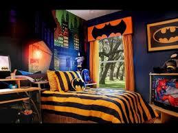 35 Cool Boys Bedroom Themed Batman