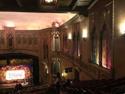 View From The Upper Balcony Picture Of Hershey Theatre