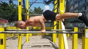 Adam Drinka - Street Workout - YouTube