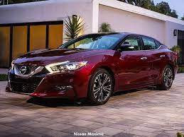 All New 2016 Nissan Maxima Dramatically Styled 4 Door Sports Car With 221kw And Jet Fighter Inspired Interior Nissan Maxima Nissan Autotrader