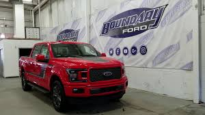 2018 Ford F-150 SuperCrew Lariat Sport Special Edition pkg Race Red ...