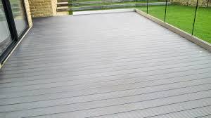 gray composite decking. Exellent Composite Pebble Grey Composite Decking Throughout Gray