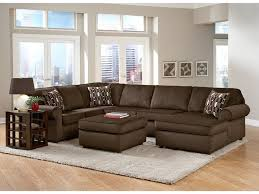 sofa 6 Pc SCTNL Big Softie CHOC DW S City Furniture
