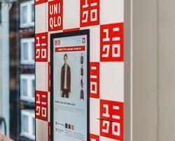 Uniqlo Vending Machine Inspiration Uniqlo Now Sells Clothes Through Vending Machines Mobile Marketing