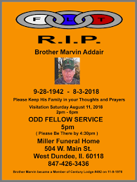 obituary for marvin s addair marvin s addair age 75 of carpentersville ped away suddenly at his home on friday august 3 2018
