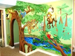 jungle decoration