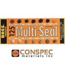 Boss 125 Multi Seal Construction Roofing Sealant Conspec
