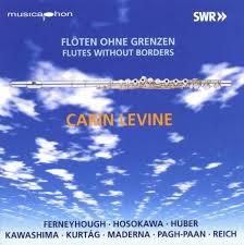 Carin Levine - Flöten <b>Ohne Grenzen</b> - Musicaphon CD Grooves Inc.