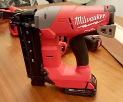 milwaukee m18 fuel brad nailer what can and can t it do