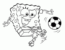 Spongebob To Color For Children Spongebob Kids Coloring Pages