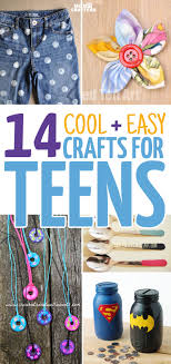 Teen crafters the site is