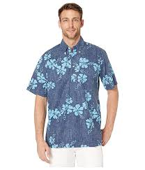 Reyn Spooner Size Chart Reyn Spooner 50th State Floral Archive Classic Fit Popover