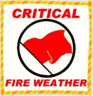 CRITICAL FIRE WEATHER