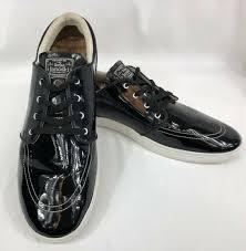 nike sb lunar stefan janoski 8five2 black patent leather 708414 001 size 14 for