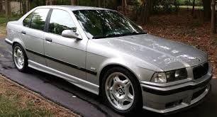 1998 BMW E36 M3 Sedan Road Test And Review - YouTube