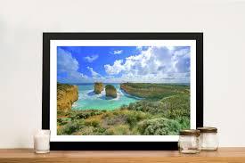 great ocean road australia landscape wall art