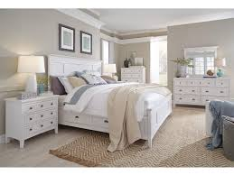 Helena Chalk White Bedroom Collection