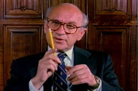 i think democrats need to watch this discussion on greed saving  the anniversary of market icon milton friedman is wednesday and we pause to take a look back