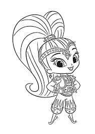 Image Result For Shine And Shimmer Coloring Pages Coloring Pages