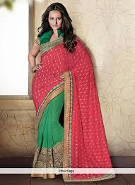 Sonakshi Sinha in saree SONAKSHI SINHA Pinterest Sonakshi.