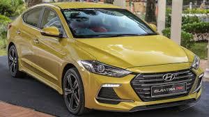 FIRST LOOK: 2017 Hyundai Elantra Sport - 204 PS, 1.6 turbo, RM131k ...