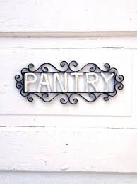 Robins Kitchen Garden City Kitchen Decor Pantry Sign French Style Kitchen Sign Robins