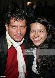 Producer Alba Balderrama and actor Juan-Pablo Milan attend the ...